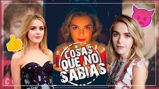 ¿Quien $#@! es KIERNAN SHIPKA? | 15 cosas que no sabias. Sabrina, la bruja adolescente de Netflix.