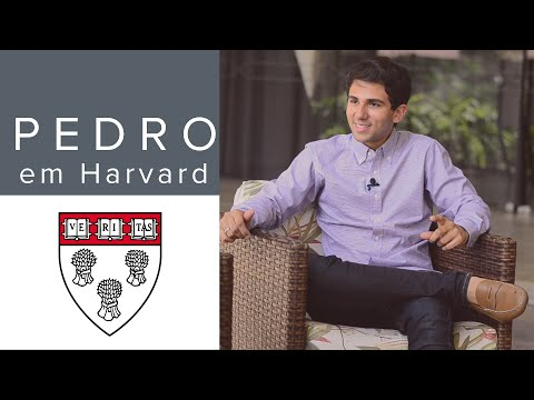 Pedro Felipe fala do Mestrado na Harvard Law School