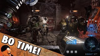Space Hulk Deathwing - Screams & Space Camp