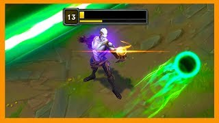 Perfect Dodge In League of Legends