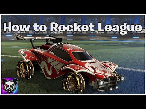 How to Rocket League - Trading (deutsche Tutorials) & Inventar Showcase!!!