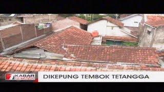 VIRAL! Rumah Pak Eko Tidak Memiliki Akses Masuk dan Keluar Karena Tertutup Tembok Tetangga