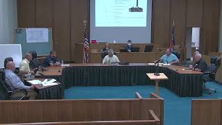 Swain County Commissioners Regular Session June 11, 2020  Continued After Closed Session