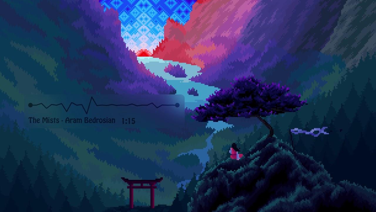 The Mists Aram Bedrosian Pixel Art Gif Lo Fi Youtube