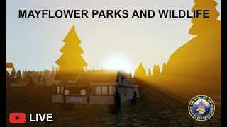 Roblox Live | Mayflower - Parks and Wildlife