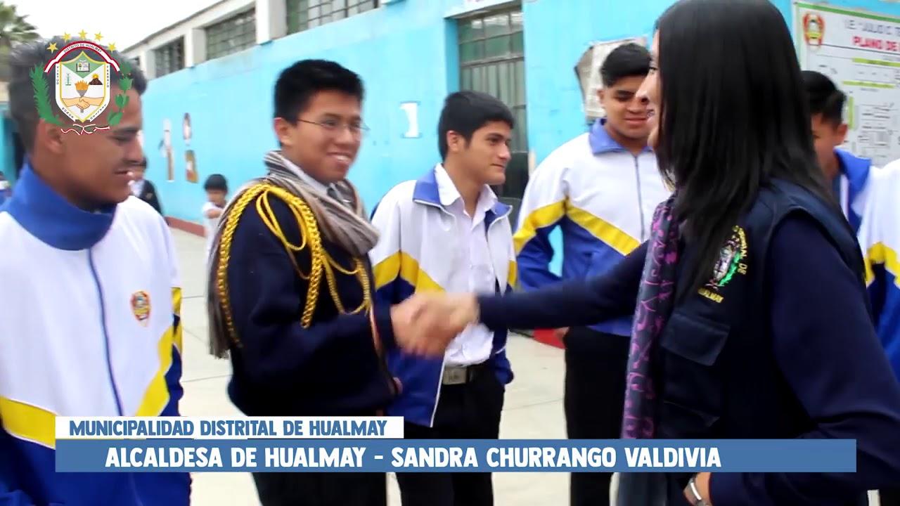TRABAJAMOS EN LA MEJORA DE LA SALUD PARA LA EDUCACION DESDE LA GESTION MUNICIPAL