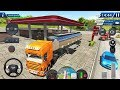 Euro Truck Driving Simulator 2018 (by Racing Games) Android Gameplay [HD]
