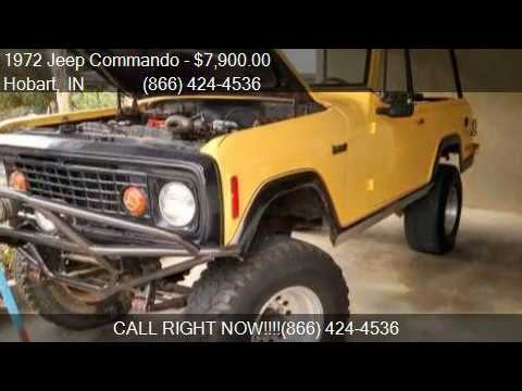 Jeep Commando For Sale >> 1972 Jeep Commando for sale in Hobart, IN 46342 at Haggle ...
