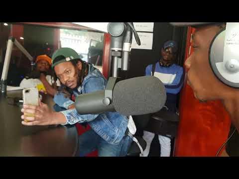 Shony Mrepa Interview 'GRATEFUL' Album Promo