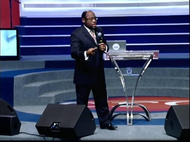 9H30 01/09/2013 Rediscovering The Kingdom Of God