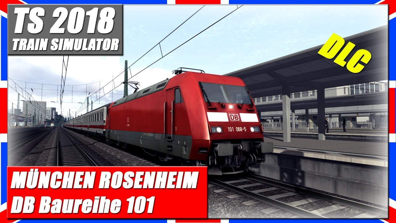 Db Rosenheim München