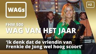 FHM presenteerde in Amsterdam de FHM 500 met de aantrekkelijkste vr...