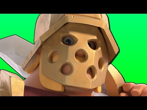 UNLOCKING The Gladiator King Skin In Clash Of Clans!