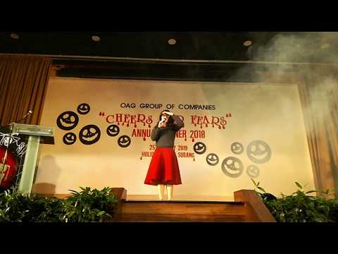 Funny & Engaging MC For Corporate Annual Dinner Party
