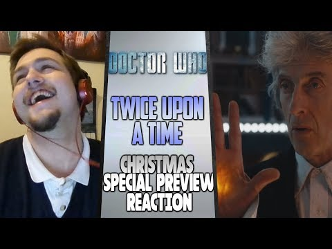 Doctor Who: Twice Upon a Time Christmas Special Preview Reaction