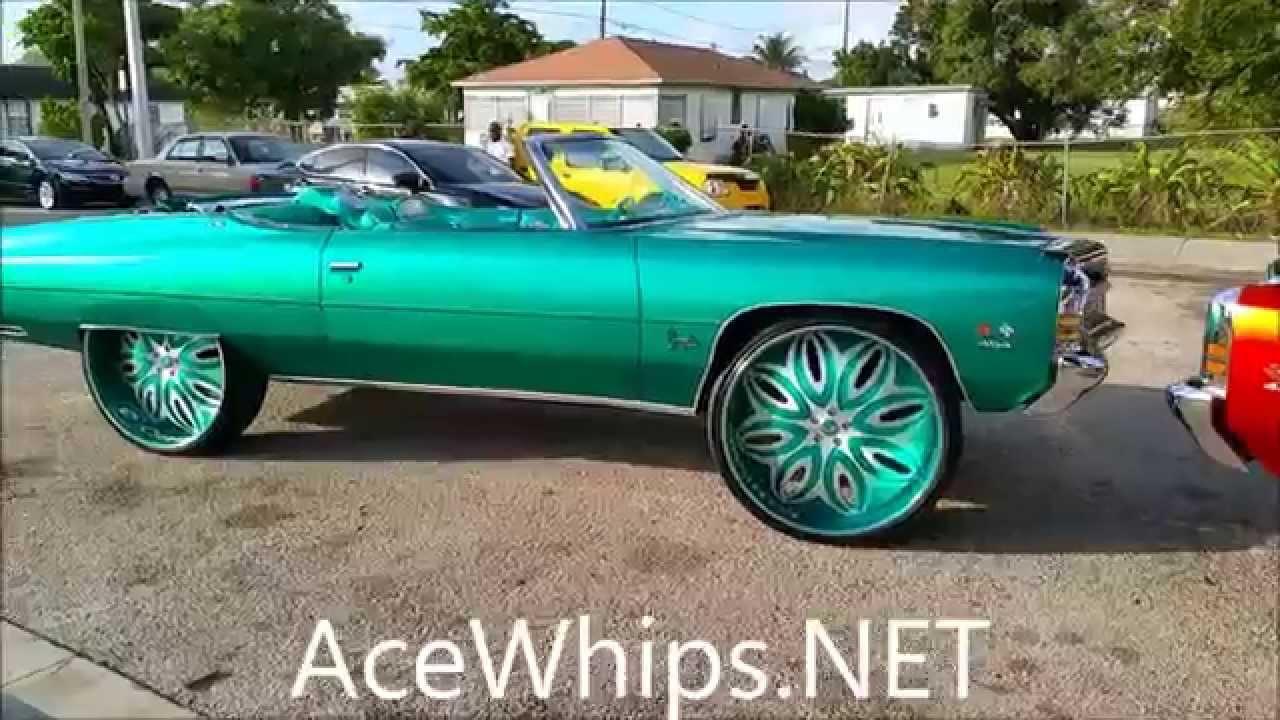 Acewhips Net Trav N Nava S Teal N Tangerine Chevy Verts On 30