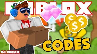 ROBLOX CODES 📦Unboxing Simulator📦