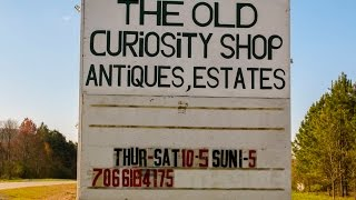 The Old Curiosity Shop at Cisco, GA.