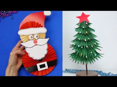 7 diy christmas | Christmas crafts for kids | 5 minute crafts christmas