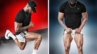 5 BEST Calisthenics Leg Exercises To Build Muscle