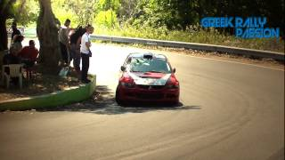 Greek Rally Passion - Slow Motion Review 2014