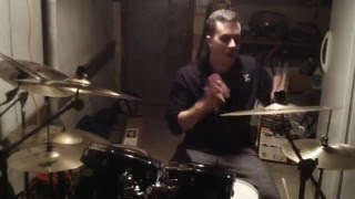 """Going Under"" by Evanescence Drum Cover"