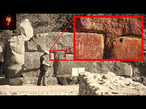 Highly Advanced Lost Civilization Found In Turkey?