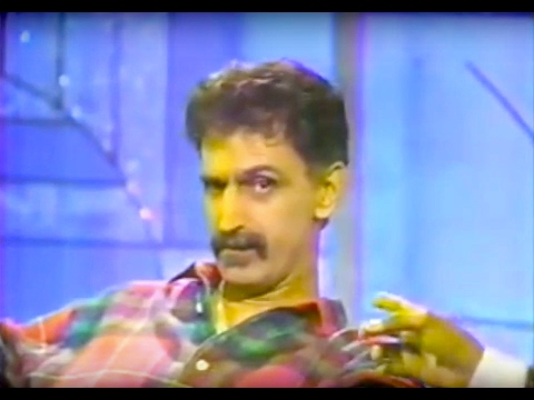 Frank Zappa // Pt. 2 - Interview Collection