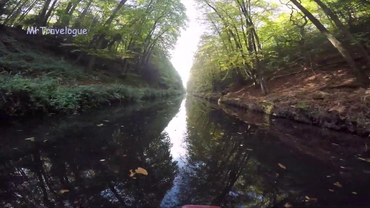 Basingstoke Canal - Rosebud Cruise to 'Deepcut'