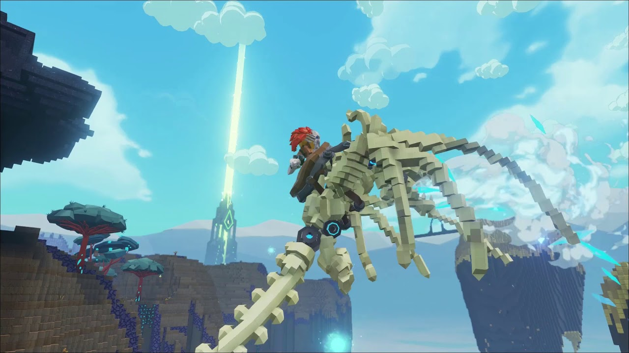 PixARK: Skyward DLC Gameplay Walkthrough - YouTube