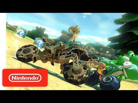 Mario Kart 8 Deluxe: Breath of the Wild Update - Nintendo Switch