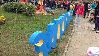 Выставка цветов и день города Запорожье 2016(Праздник прошел 8 октября 2016 года на набережной города Запорожья. Была пасмурная погода и начавшийся после..., 2016-10-08T17:11:54.000Z)