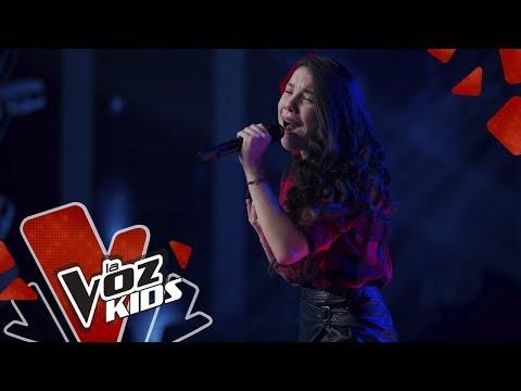 Isabella canta Para Siempre en los Rescates | La Voz Kids Colombia 2019