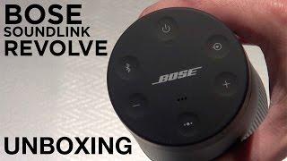 Bose SoundLink Revolve Unboxin…