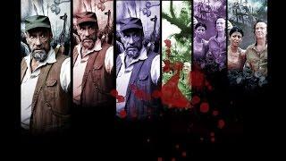 Кровавые джунгли (2007) Фантастическое приключение. Про  обезьяну. Полный фильм. Отличное качество