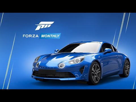 Forza Monthly | December Edition