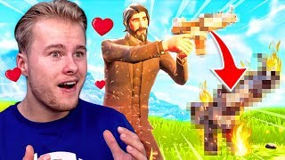 WOW WAT HEB IK DIT WAPEN GEMIST!! ? - Fortnite Battle Royale (Nederlands)