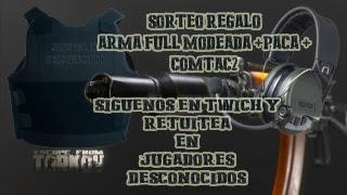 REGALO SORTEO DE UN ARMA...