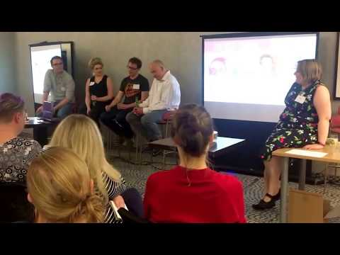 Charity Meetup 23/05/2017 Panel Discussion