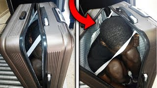 Top 15 CRAZIEST Things Found By Airport Security