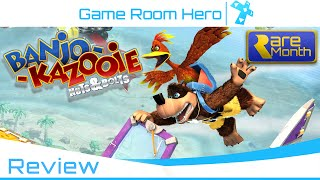 Banjo-Kazooie: Nuts & Bolts Xbox 360 Review - Game Room Hero