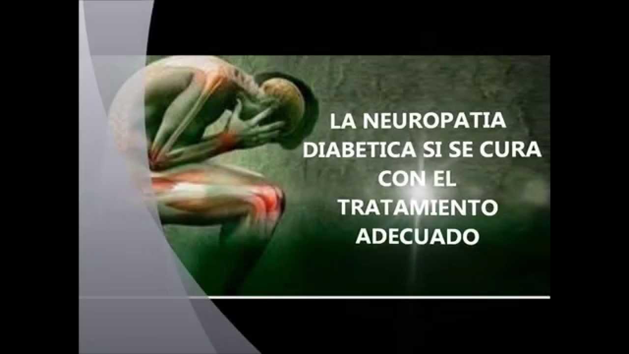 NEUROPATIA DIABETICA LA CURA1 - YouTube