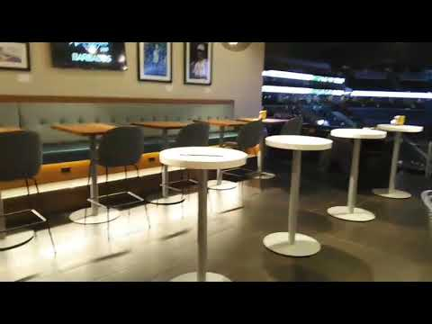 Barclays Center & Staples Center (Centurion Suites)