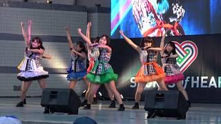 2018/10/14 代々木公園で開催されたSPORTS of HEARTのアイドルステージでの全力少女Rのライブの模様です。 注意:画質が上がるまでに時間がかかりま...