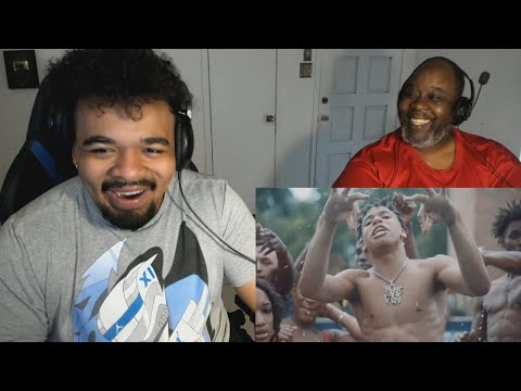 Dad Reacts to NLE Choppa - Shotta Flow 3 (Official Music Video)