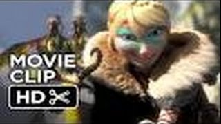 How To Train Your Dragon 2 Movieclip - Storm Fly, Fetch (2014) - (HD)