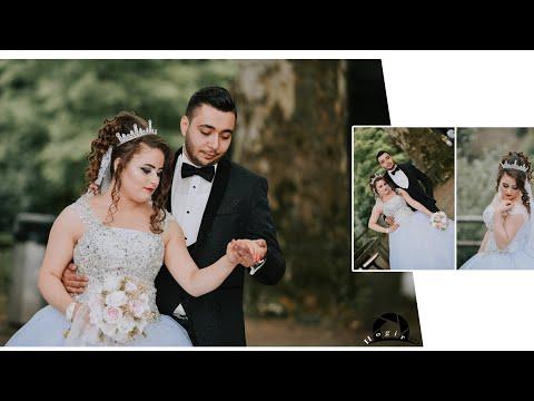 Aya&Shahin  2019- Kurdische Hochzeit Hunermend Mustafa Xalid VIDEO By Hogir Oso