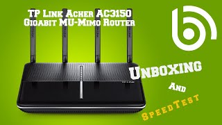 TP-Link Archer AC3150 Wireless MU-MIMO Gigabit Router Unboxing!