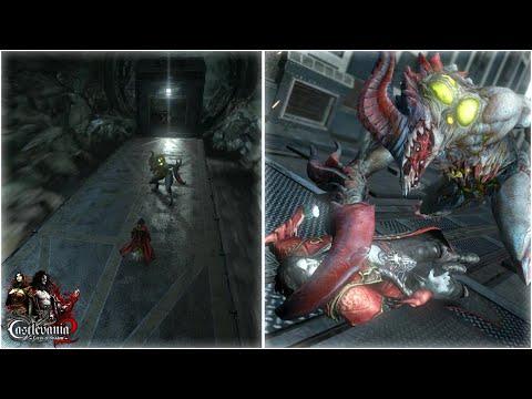 Train Demon Boss 5 Castlevania Lords of Shadow 2 |