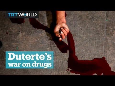 Is Duterte's war on drugs excessive?